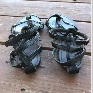 BAMBOO Shoes - Bamboo studded gladiator sandals 6